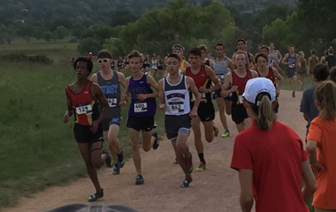 Cougars Compete at Cheyenne Mountain Stampede