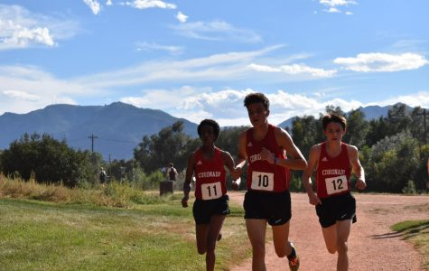 Cougars Show Off Speed and Singlets at Home Meet
