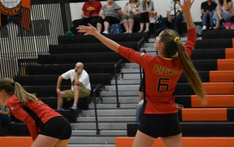 Cougars lose 3 games to 1 against Cheyenne Mountain
