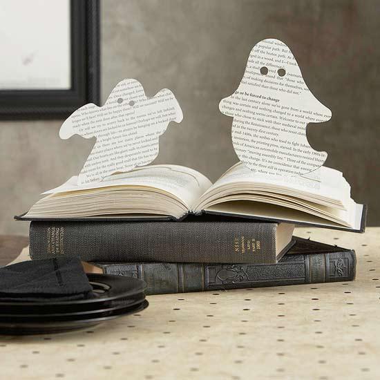 Haunting Horror and Treacherous Thrillers; Halloween Book List