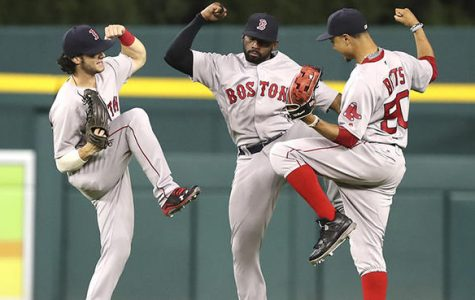 MLB Playoffs: Astros Sweep Indians, Red Sox Win Three of Four