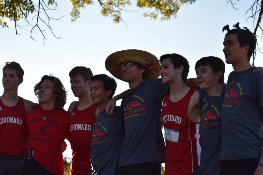 Cross Country Places 10th and 14th at State!