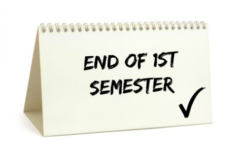 The End of Semester 1