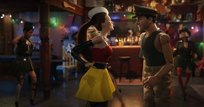 Ramble Review: Welcome To Marwen