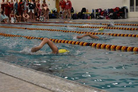 Cougars Overpowered by Pine Creek on Senior Night.