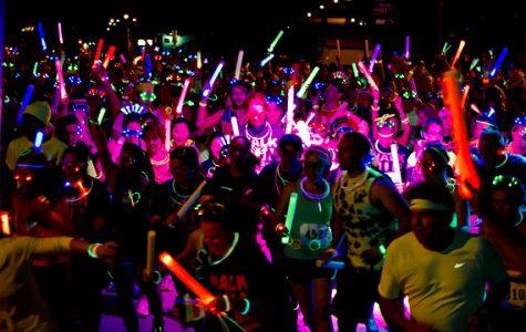 The Glow Dance