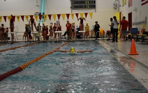 Girls Swimming Makes a Splash at State