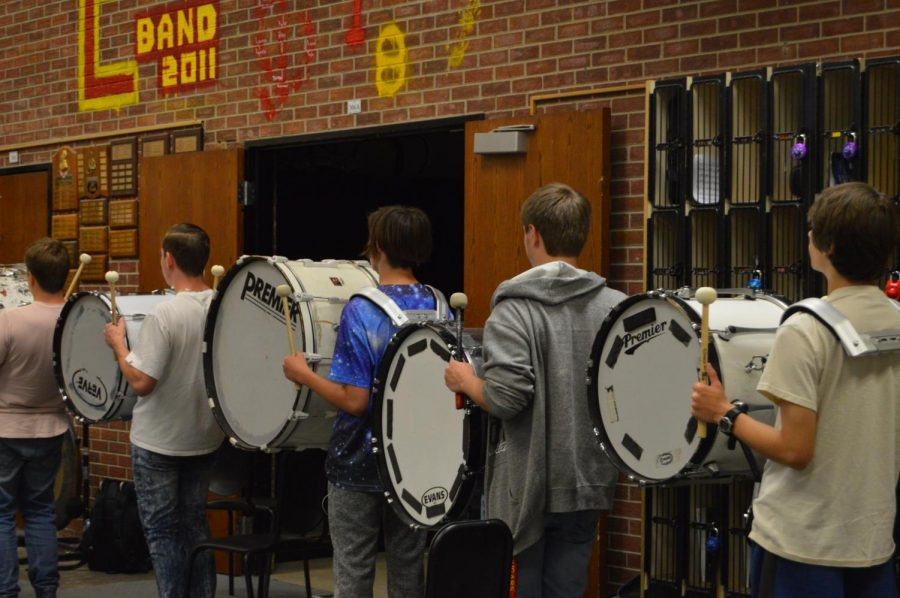 Band Brings The Heat!
