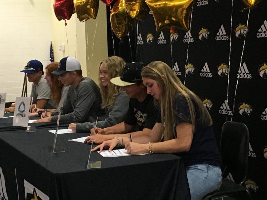 Stellar Athletes and Signings