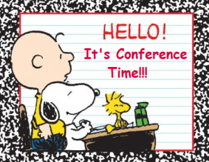 Parent Teacher Conferences are Here!
