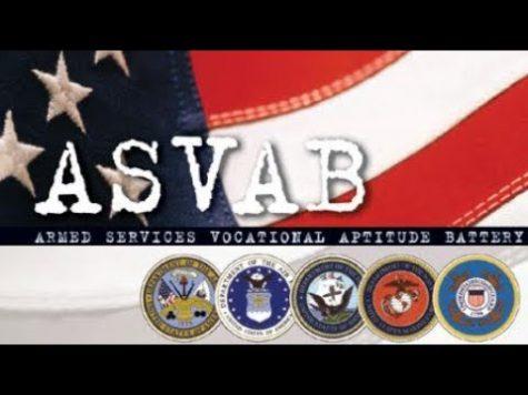 ASVAB Testing Information