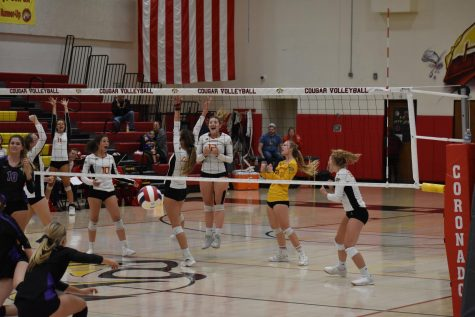 And Volleyball Makes Six to State