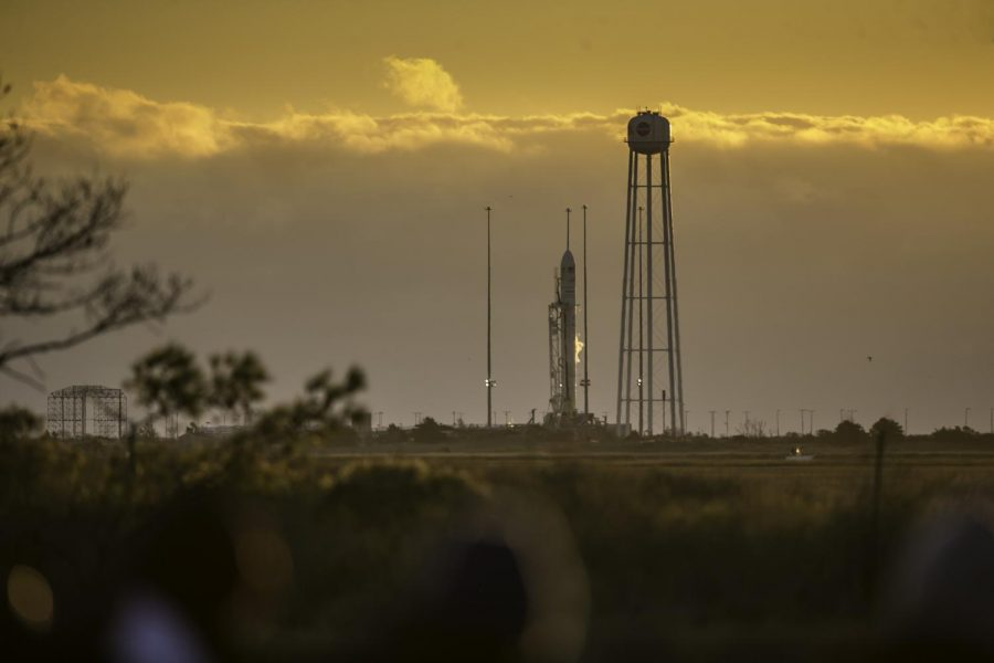 Antares Rocket Launched CubeSats into Space