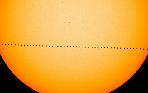 Mercury Transit – Monday Nov. 11