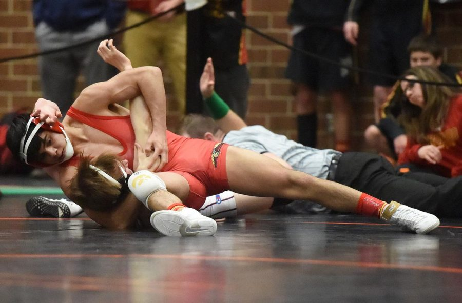 First+Wrestling+Dual+of+the+Season+a+Success%21