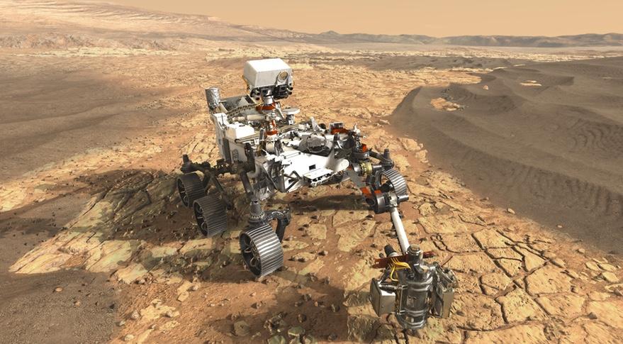 Life+on+Mars