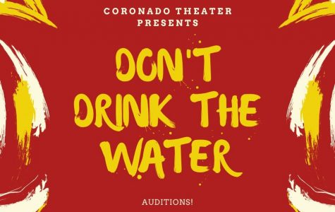 Don't Drink The Water Auditions
