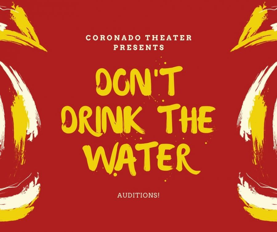 Don%27t+Drink+The+Water+Auditions