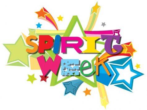 Hooray For More Spirit Days!