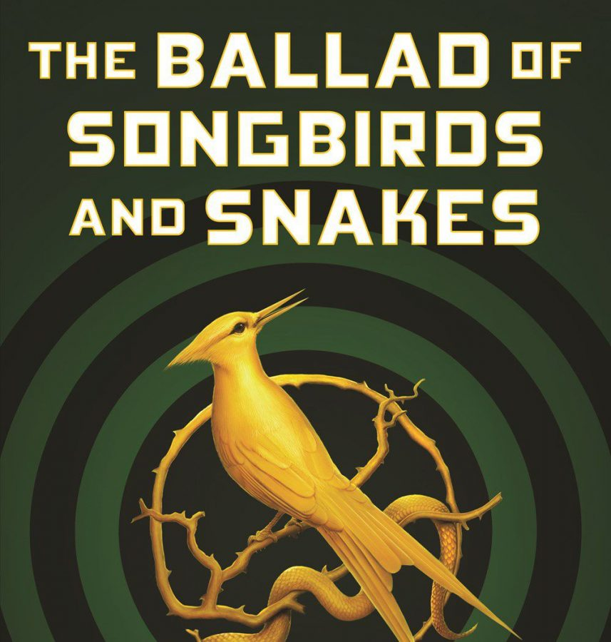 Book Talk: The Ballad of Songbirds and Snakes