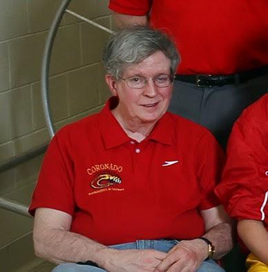 Recognizing Westside Recipient Coach Bob Bell
