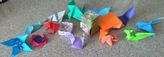 Join the Fold; Coronados Origami Club